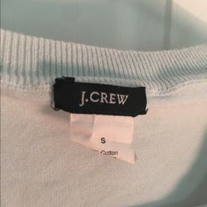 J. Crew Sweaters - J. Crew light blue cardigan - good condition.